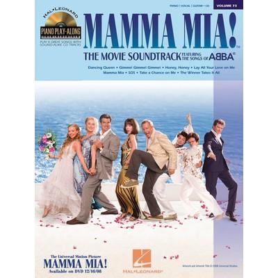 Music Piano Play Along 73 - Mamma Mia The Movie
