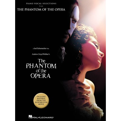 Music Phantom of the Opera - Movie Selections (PVG)