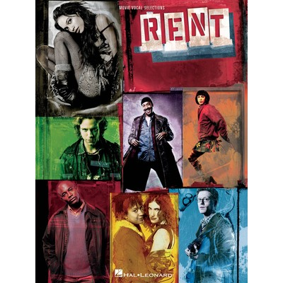 Music Rent - Movie Vocal Selections (PVG)