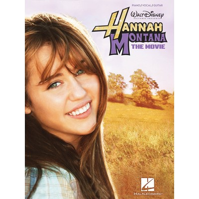 Music Hannah Montana Movie Selections (PVG)