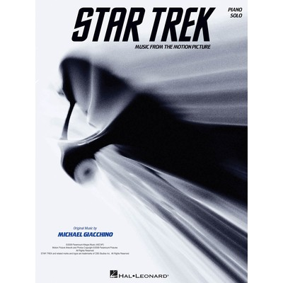 Music Star Trek - Music from the Movie Soundtrack (PA)