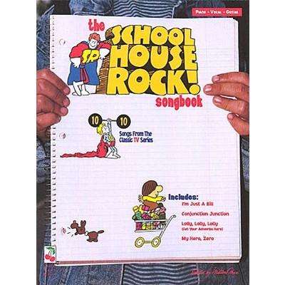 Music School House Rock Songbook (PVG) - Hal Leonard - 02505514