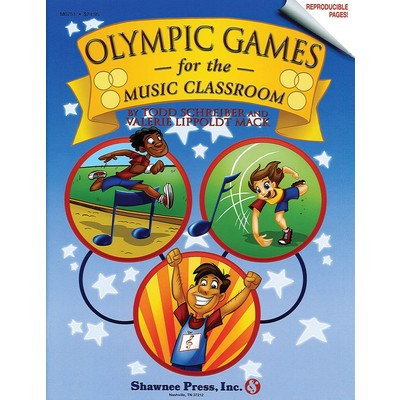 Music Olympic Games for the Music Classroom (repro)