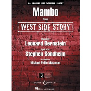 Score Mambo from West Side Story - Jazz Band - Hal Leonard - 00450119
