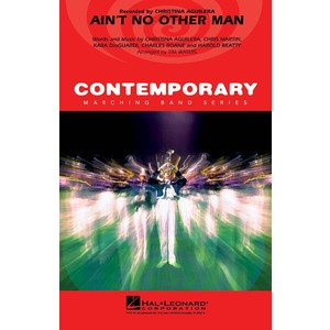 Score Aint No Other Man - arr Waters (MB) - Hal Leonard - 03745232