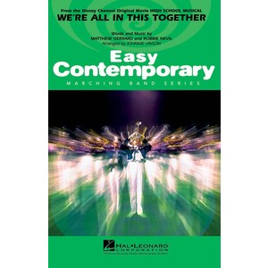 Score Were All in This Together(High School Musical,MB Gr.2) - Hal Leonard - 03745256