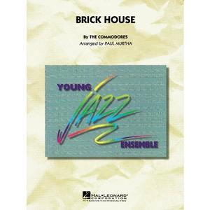 Score Brick House - arr Murtha (JB) - Hal Leonard - 07011025