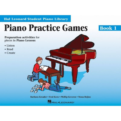 Music HLSPL Piano Practice Games 1
