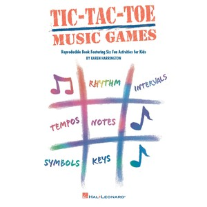 Music Tic Tac Toe Music Games (repro)