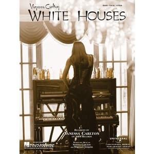 SheetMusic White Houses - Vanessa Carlton - Hal Leonard