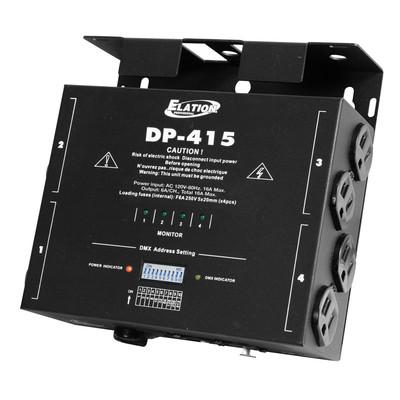 ADJ 4 Channel Dimmer Pack - ADJ - DP-415