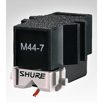 Cartridge Shure M44-7 For Scratching Competition Quality - Shure - M44-7