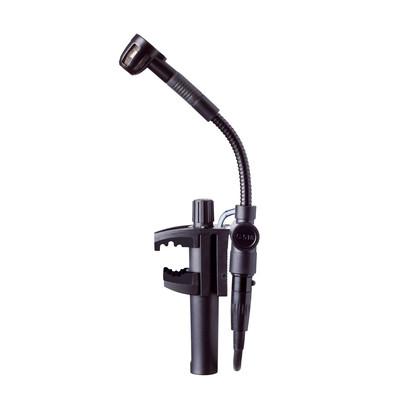 AKG C518ML Mini Clamp-On Condenser Microphone - AKG - 23388