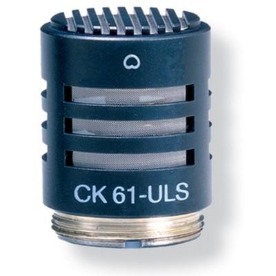AKG CK61 ULA Reference Cardiod Condenser Microphone Capsule - AKG - 22959