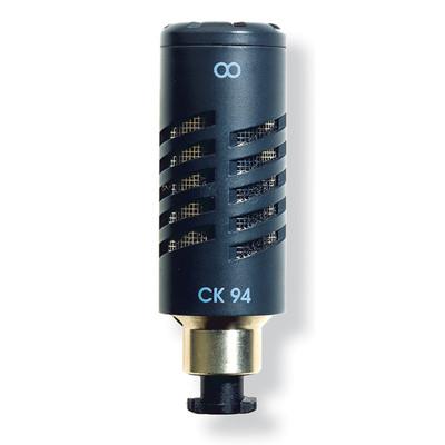 AKG CK94 Figure Eight Condenser Microphone Capsule - AKG - 23234