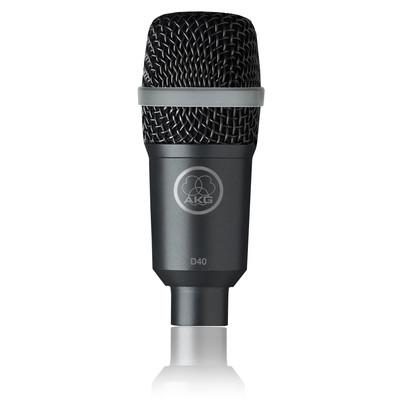 AKG D40 Professional Dynamic Instrument Microphone - AKG - 23559