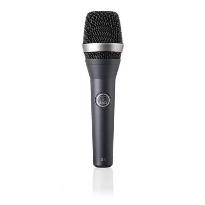 AKG D5 Professional Dynamic Vocal Microphone - AKG - 23371