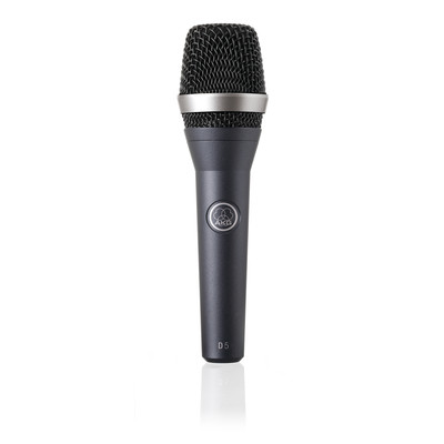 AKG D5 S Dynamic Vocal Microphone - AKG - 23385