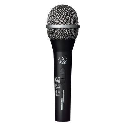 AKG D88S/XLR Microhone Cable with 15' XLR-XLR Cable - AKG - 23007