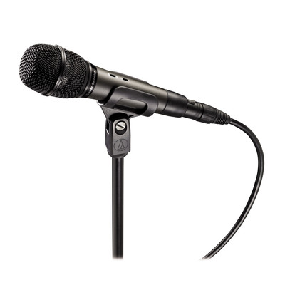 Audio-Technica Cardioid Condenser Handheld Microphone - Audio-Technica - ATM710