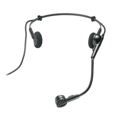 Audio-Technica Cardioid Condenser Headworn Microphone - Audio-Technica - ATM-75CW