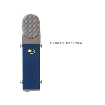 Blue Microphones Blueberry Microphone - Blue Microphones - BLUEBERRY