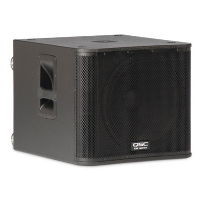 QSC KW181 Powered Subwoofer - 1000W - QSC - KW181