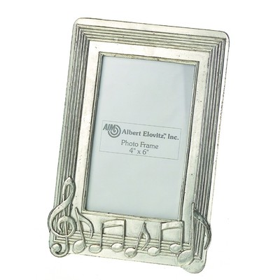 Picture Frame Aim  Staff Pewter - Aim - 17374