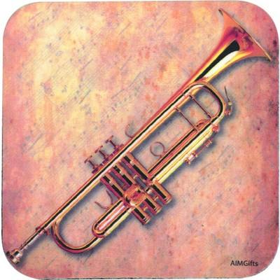 Coaster Aim Vinyl Trumpet Sheet Music - Aim - 29890