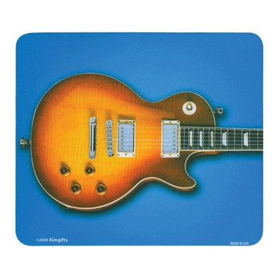 Mouse Pad Aim Sunburst Electric Guitar - Aim - 40426
