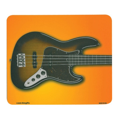Mouse Pad Aim Bass Guitar - Aim - 40427