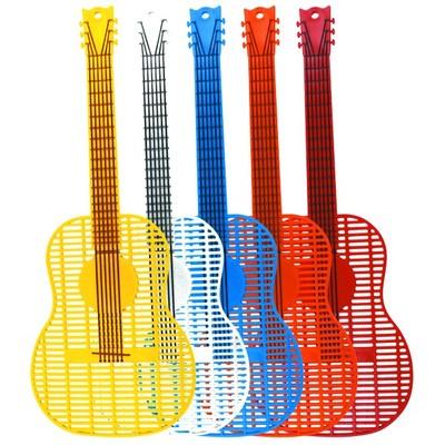 Flyswatter Aim Guitar  Large Asst Colors - Aim - 43200