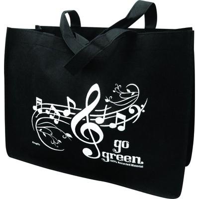 "Tote Bag Aim Reusable ""Go Green"" Shopping Bag - Aim - 4930"