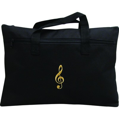 G-Clef Conference Bag - Black - Aim - 71900