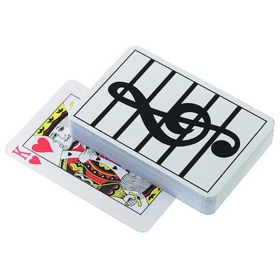 Playing Cards Aim G-Clef - Aim - 7601