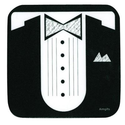 Coaster Aim Vinyl Sheet Music Tux - Aim - 82434