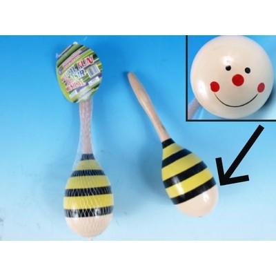 Toy Galaxy Children's Maracas - Wooden - Toy Galaxy - 34146