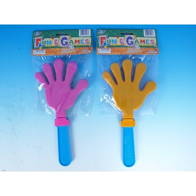 """Toy Galaxy 59008 Clapping Hand - 11.25"""" - Assorted Colours - Toy Galaxy - 59008"""