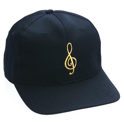Hat Aim G-Clef Black G/Gold - Aim - 6407