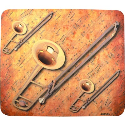 Mouse Pad Aim  Sheet Music Trombone - Aim - 40037