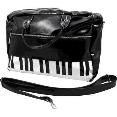 Brief Keyboard Bag - Black Vinyl - Aim - 76850