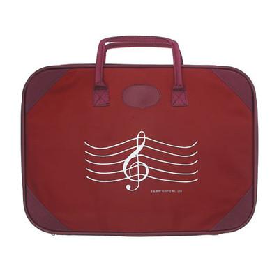 Briefcase Aim G Clf Maroon - Aim - 9616