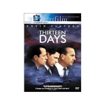 thirteen days review What's it aboutfor thirteen days in october 1962, the united states&hellip.