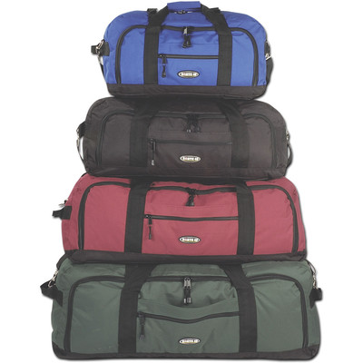 "Carry-All Duffle 40"" Forest Green"