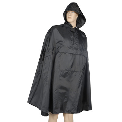Pack Poncho Black