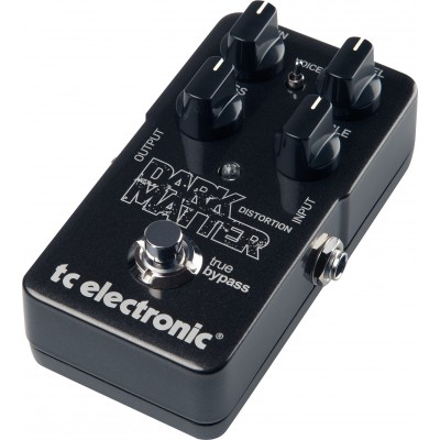 TC Electronic Dark Matter Distortion Effect Pedal - TC Electronic - 960720001