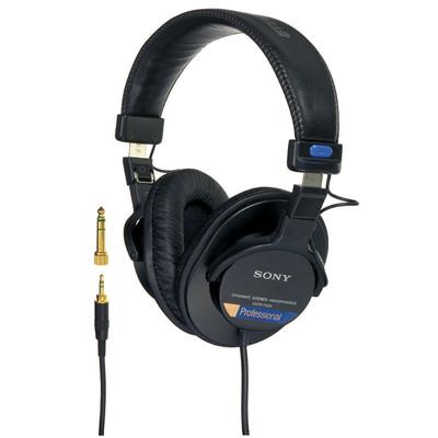 Headphones Sony MDR7506 Professional - Sony - 20-11002 (027242682252)