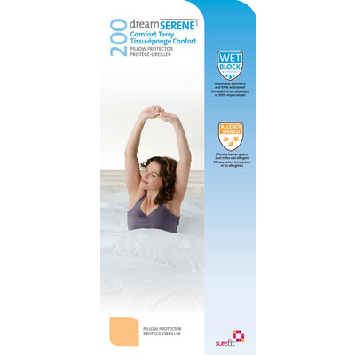 Comfort Terry 220 Pillow Protector