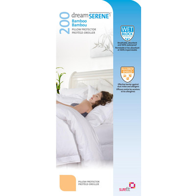 Bamboo 260 Pillow Protector