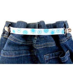 Pant Pinchers - Blue Flower
